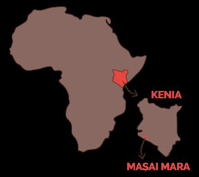 Mapa-de-kenia